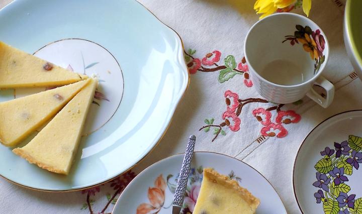 Kentish Lenten Pudding Pie